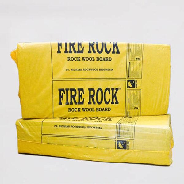Rockwool lembaran merk Firerock